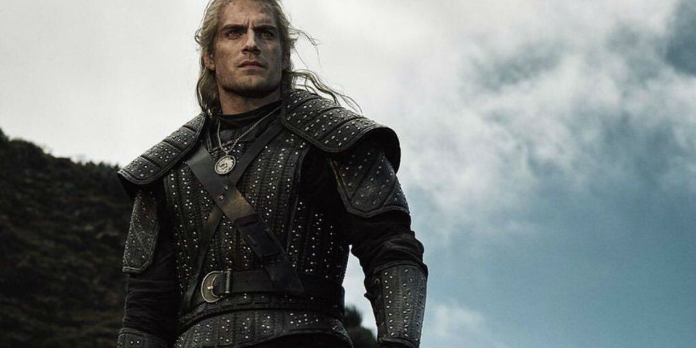 The Witcher How Henry Cavill Landed The Role Of Geralt Cbr