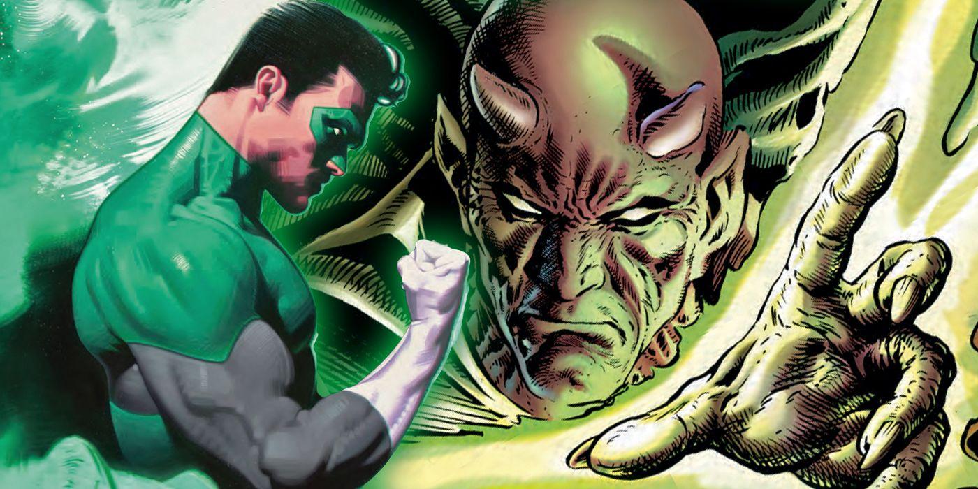 Green Lantern Introduces the DC Multiverse's Next Major Team
