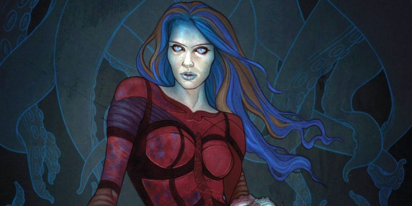 Blue Thunder: 10 Things Angel Fans Can Learn About Illyria From The Comics