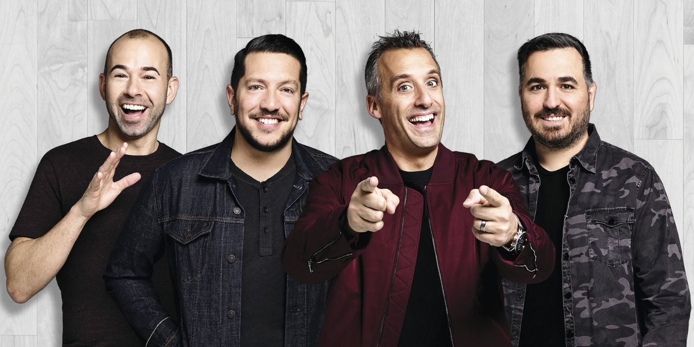The Impractical Jokers' Sneaky Marvel Comics Cameo | CBR