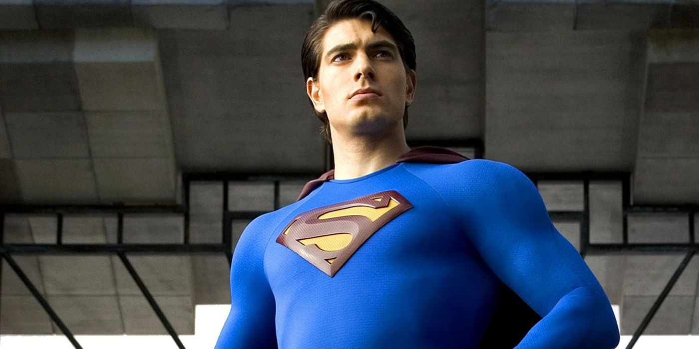 Brandon Routh Thought He'd Play Superman For Years | CBR