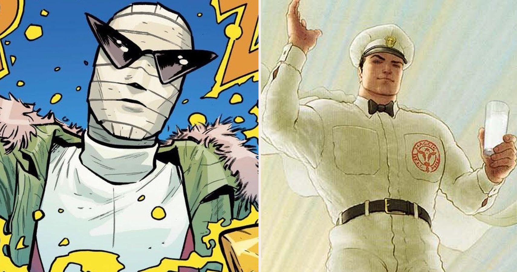 Image result for milkman dc villain