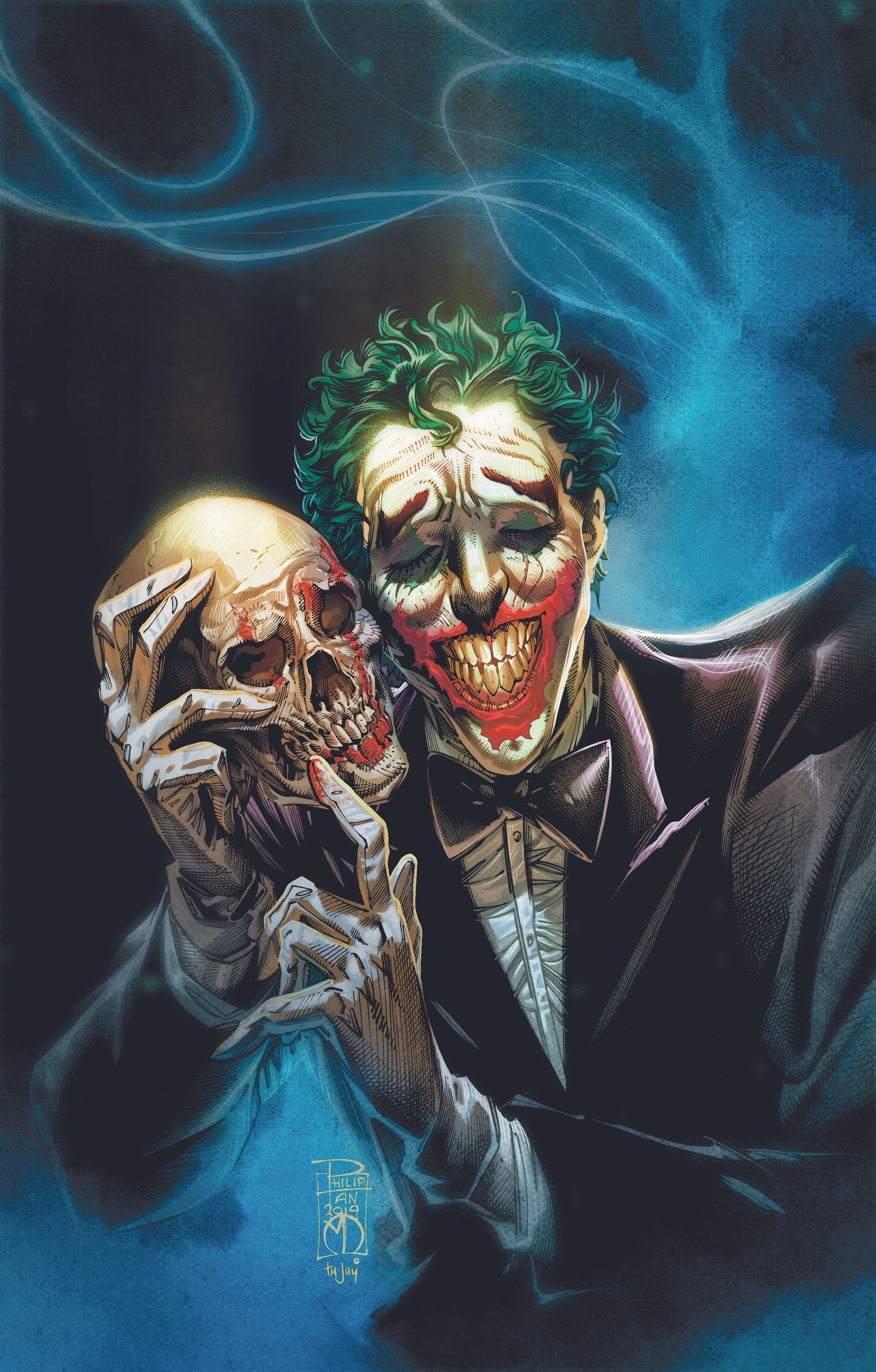 Review: DC's Year of the Villain: Joker #1 Provides a Lurid, Uneven Tale