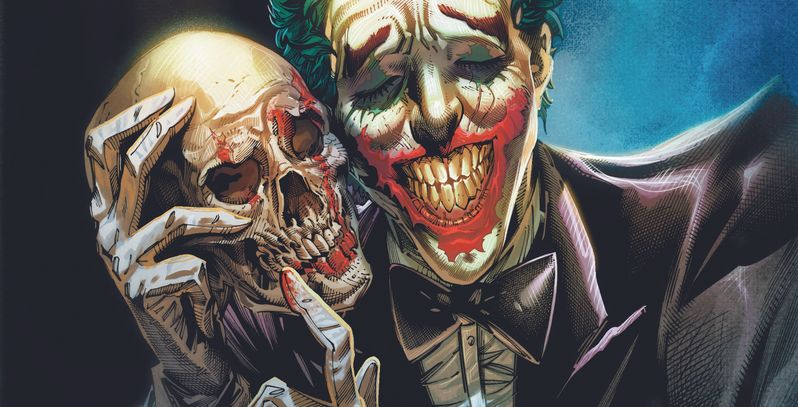 Review Dc S Year Of The Villain Joker 1 Provides A Lurid