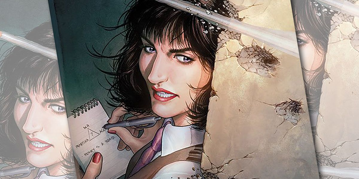 Lois Lane: There's a Clue on Nicola Scott's Issue #2 Variant Cover