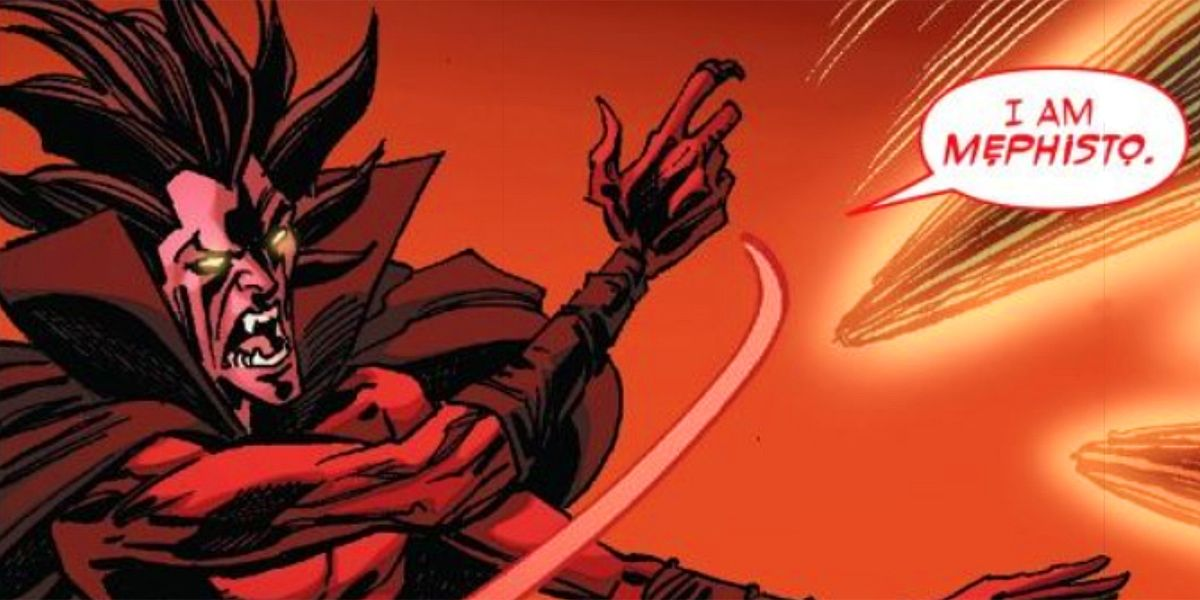 Mephisto Makes a 'One More Day' Deal With An Avenger | CBR