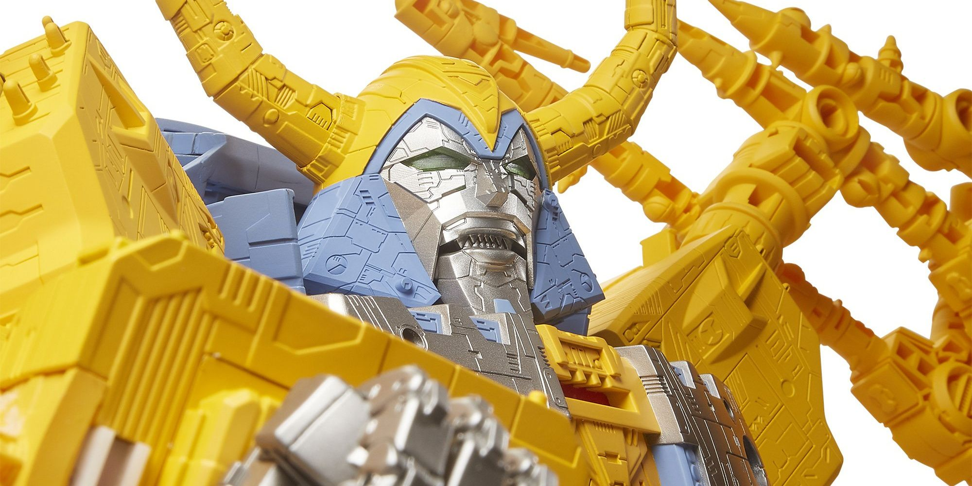 Unicron Rises: Hasbro Crowdfunds Largest Transformer Figure, Ever