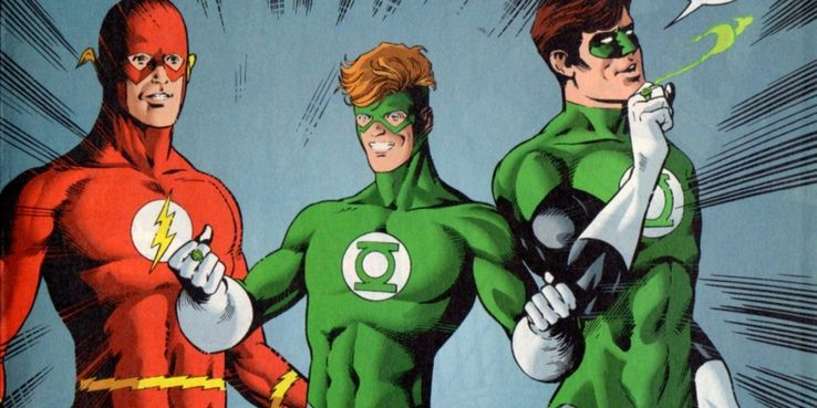 10 DC Characters You Didn't Know Had Joined Lantern Corps | CBR