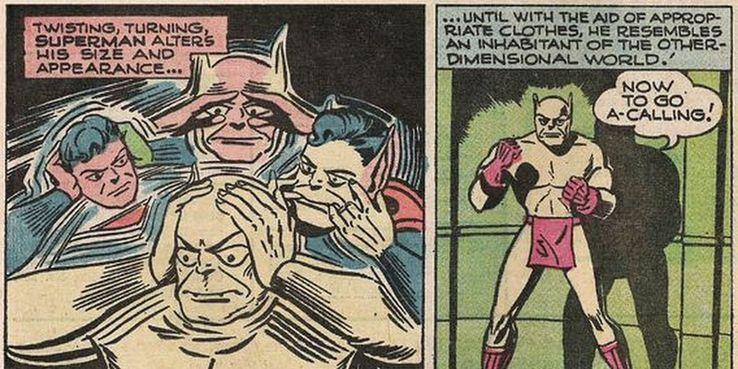 4 shapeshifting Cropped 1 - 10 superpoderes que todos hemos olvidado que tiene Superman