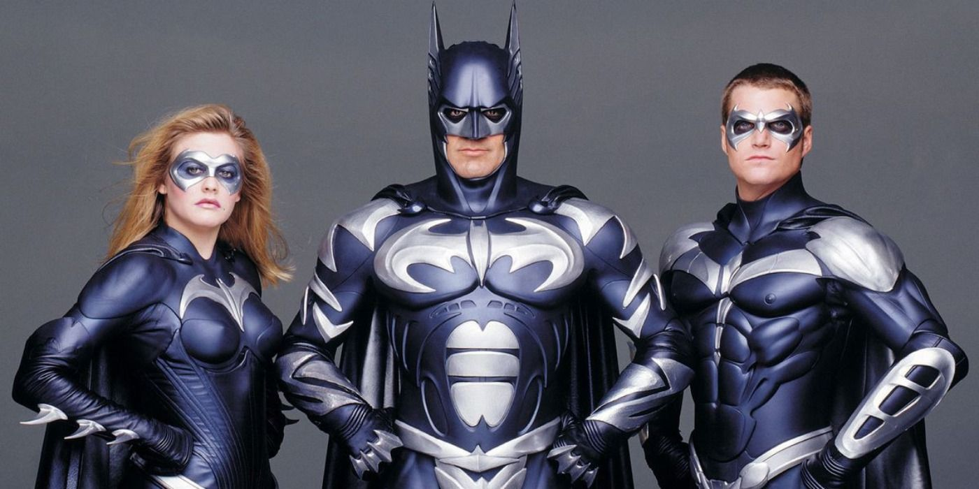 Batman & Robin: Joel Schumacher Weighs in on Perceived Homosexual Subtext