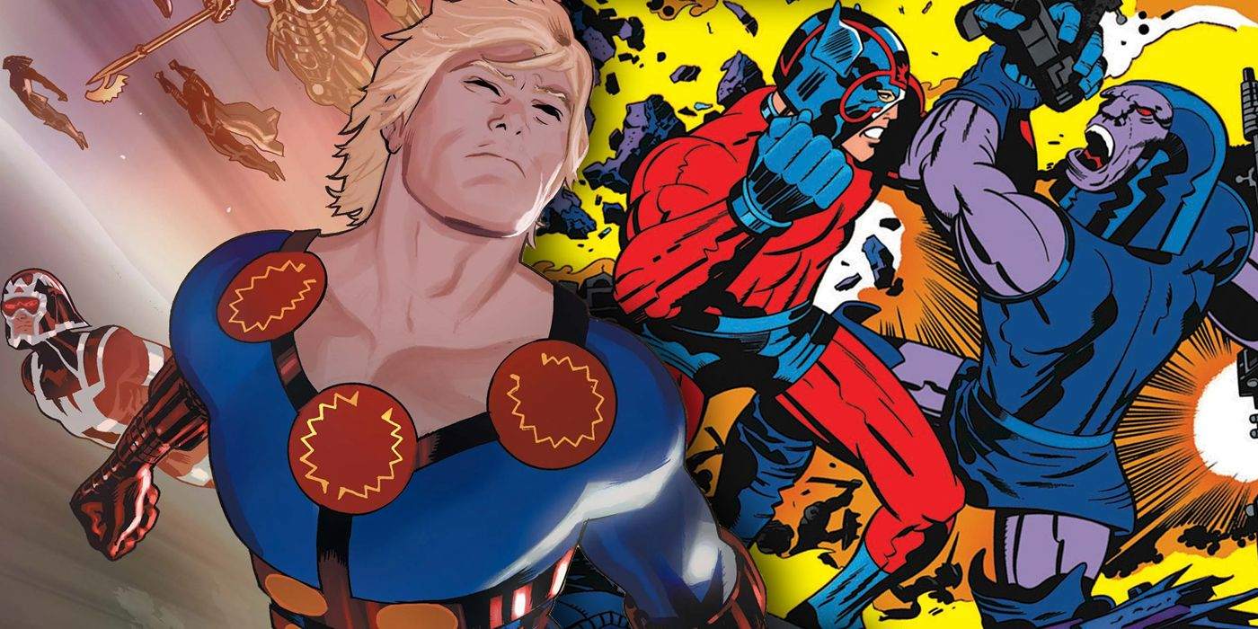 Marvel's Eternals Vs  DC's New Gods: Who Is More Powerful? | CBR