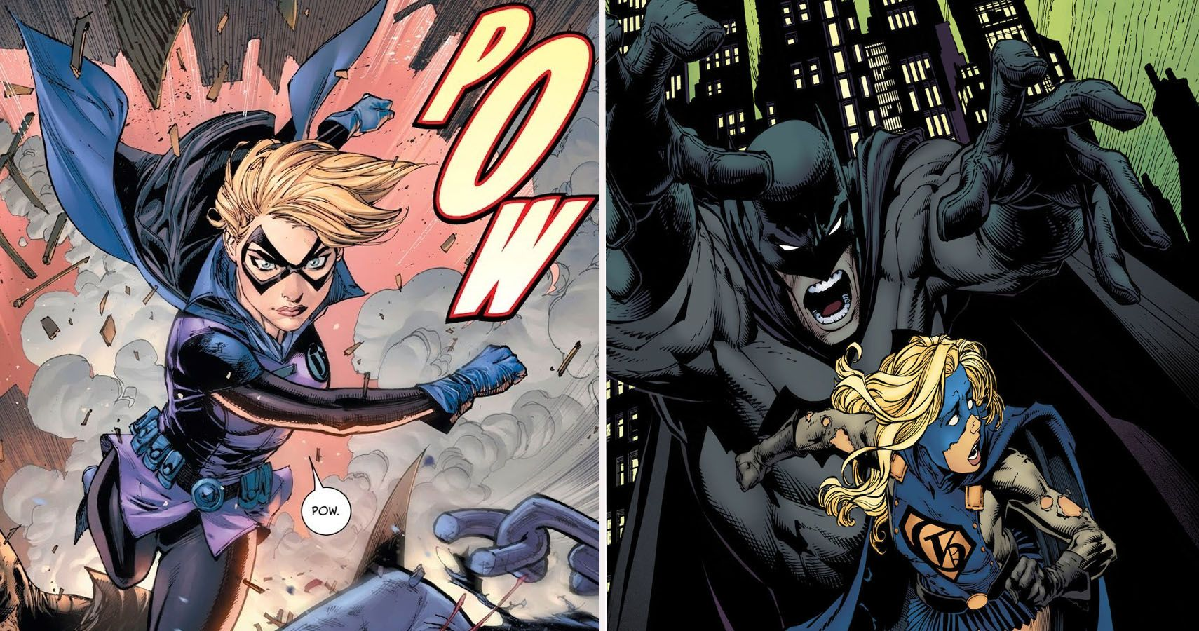 Batman: 10 Reasons Why Every DC Fan Should Know All About Gotham Girl