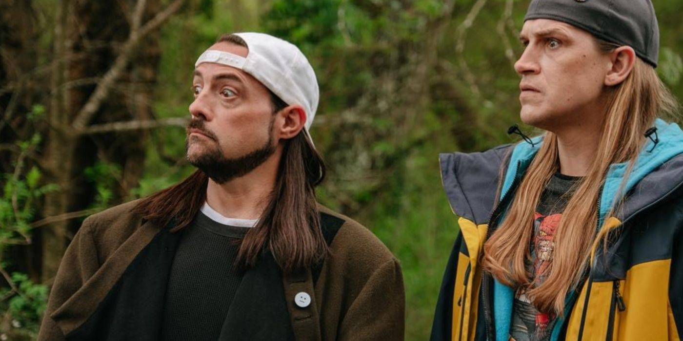 Kevin Smith: 'Scorsese Made Perhaps the Biggest Superhero Movie Ever'