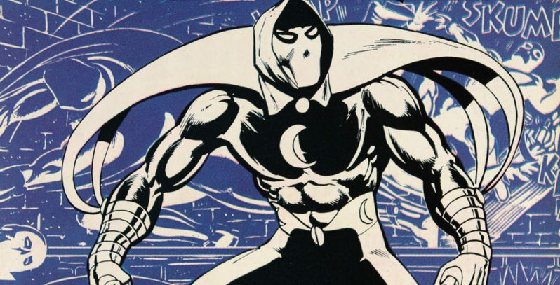 MOON KNIGHT COSTUMES First Appearance