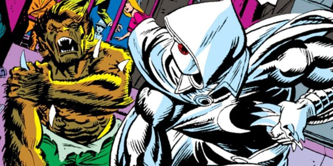 RUMOR: Werewolf by Night to Appear in Disney+'s Moon Knight | CBR