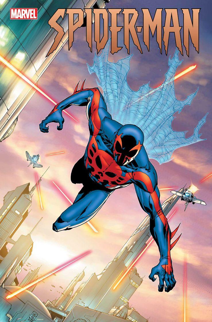 Miguel O'Hara: Spider-Man 2099 Appreciation 2019 - Page 7