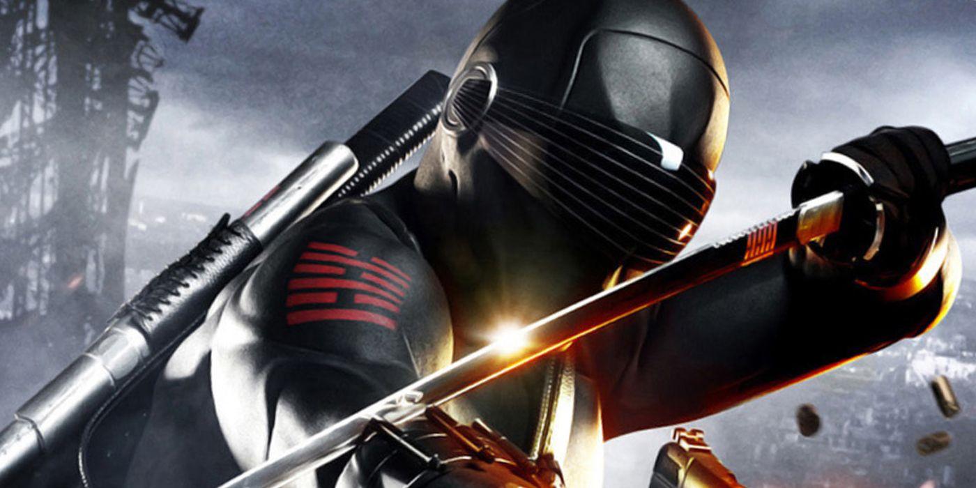 Hasbro's Snake Eyes Film Casts GI Joe's Scarlett | CBR