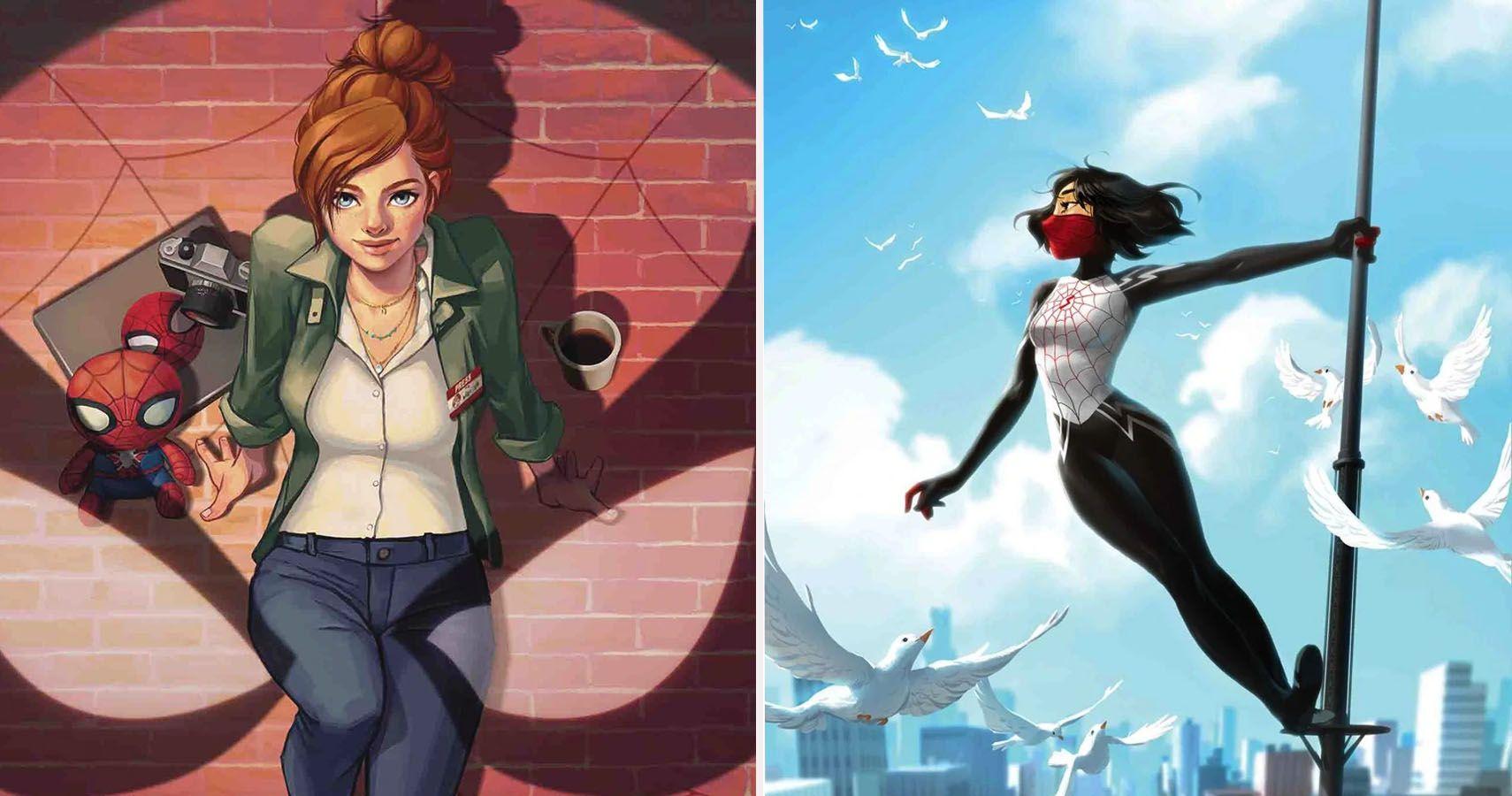 5 Best Spider-Man Love Interests (& 5 Worst)   CBR