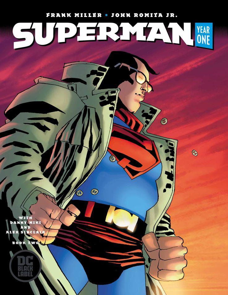 8ac2cca11 EXCLUSIVE: Superman: Year One #2 Preview Reveals Clark Kent, Super ...