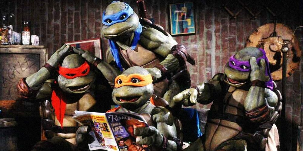 The New Tmnt Movie Should Draw Inspiration From The 80s Cbr
