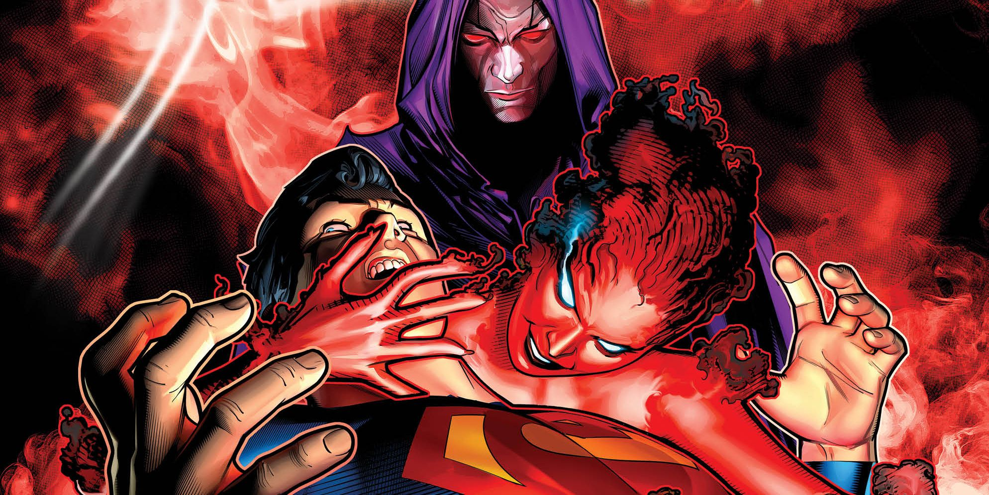 Action Comics: Why [Spoiler] Just Crashed Superman's Hometown