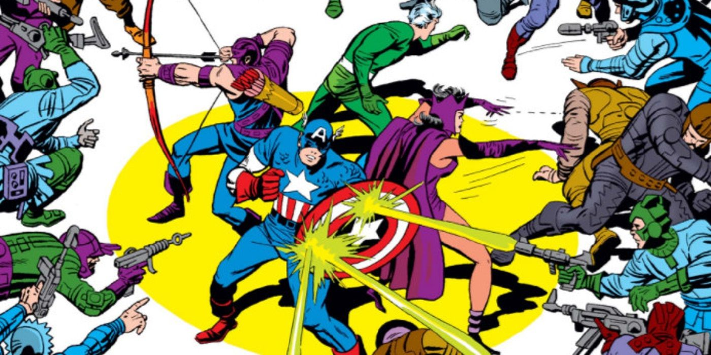 The Avengers Make a Triumphant Final Stand in the Far-Off Future!