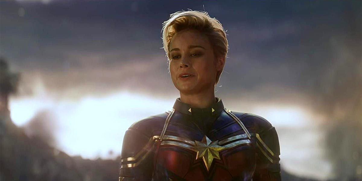 Endgame Fans May Have Missed Captain Marvel's Best Move Against Thanos