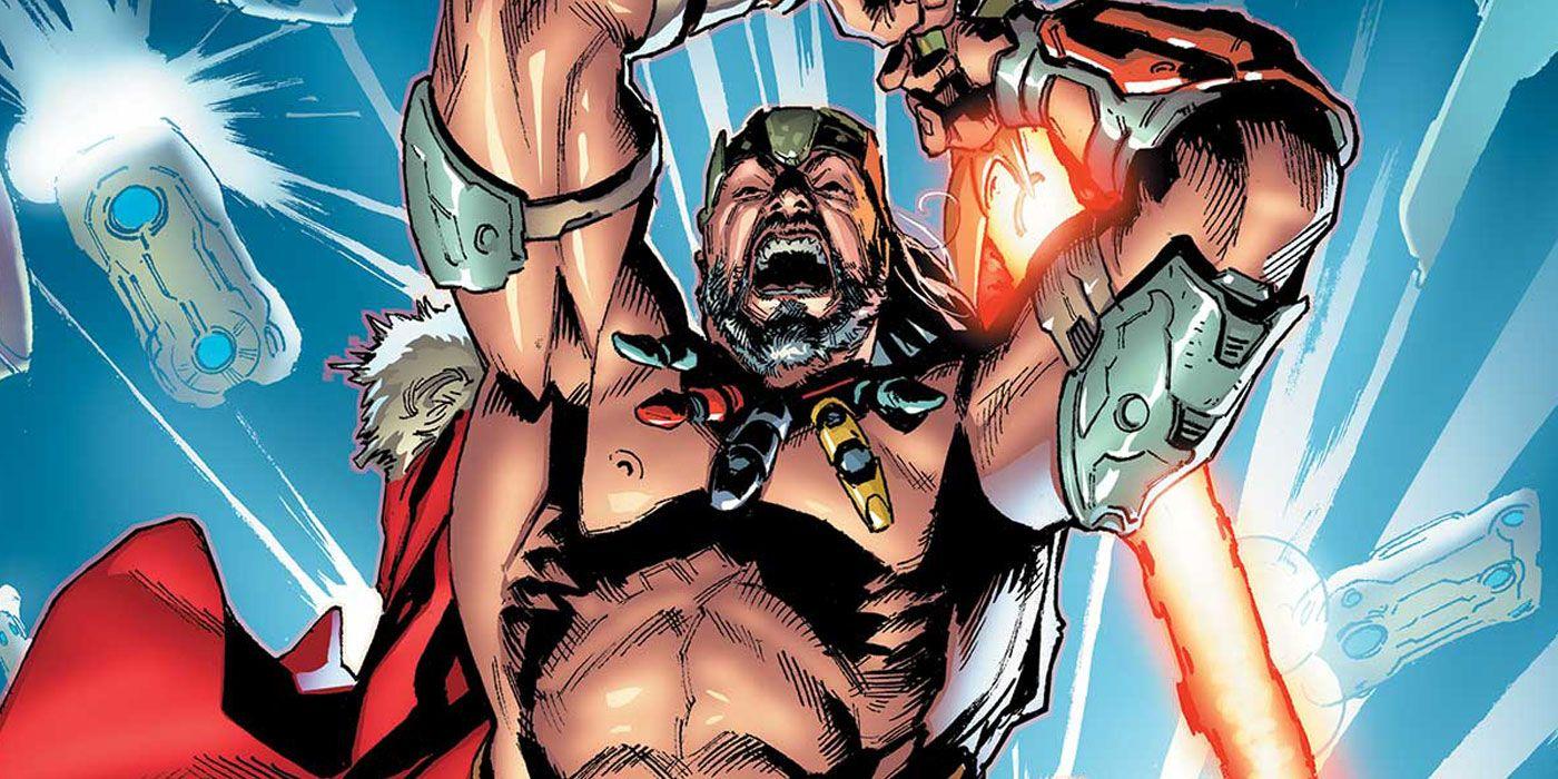 Conan the Barbarian Joins Marvel's 2099 Future | CBR