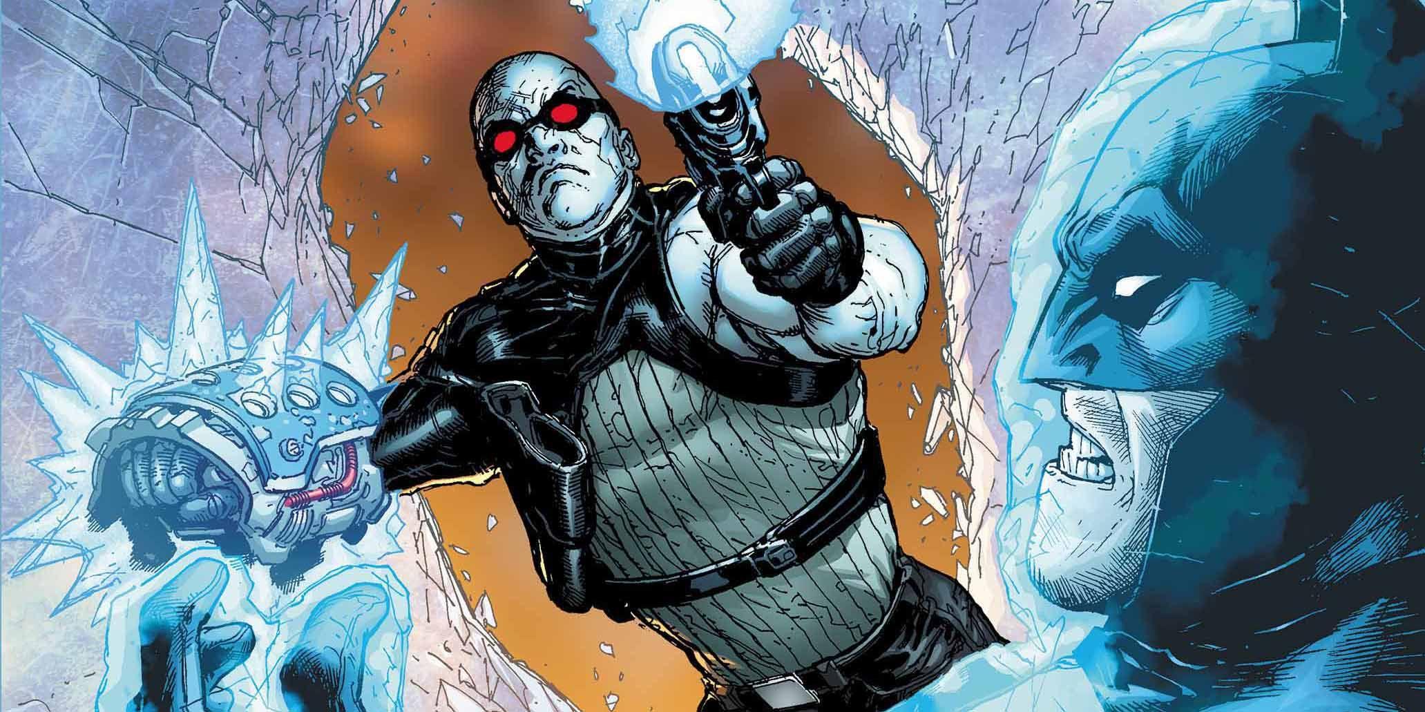 EXCLUSIVE: Batman's War on Crime Gets Bloody in Detective Comics #1009