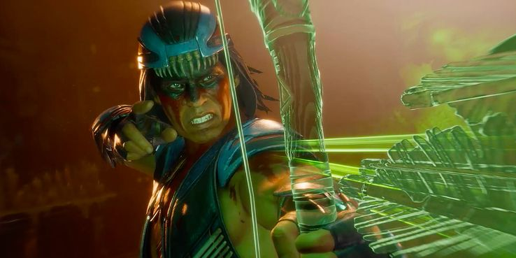 Nightwolf: Mortal Kombat 11's Next Fighter, Explained   CBR
