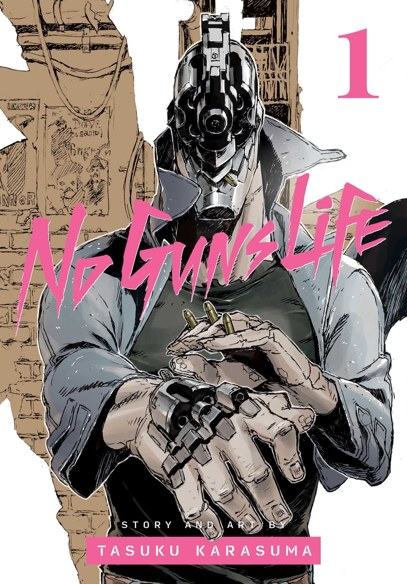 REVIEW: No Guns Life Vol. 1 Isn't As Cool As It Looks | CBR