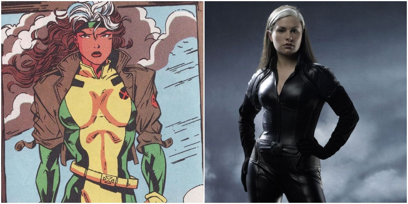 X-Men: 5 Of Rogue's Best Costumes (& 5 Worst That We Can't Stand To Look At)