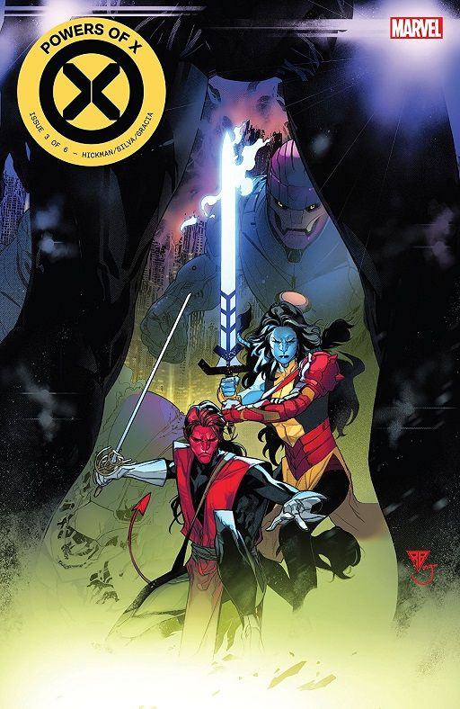 REVIEW: Powers of X #3 Narrows its Scope and Looks to the Future