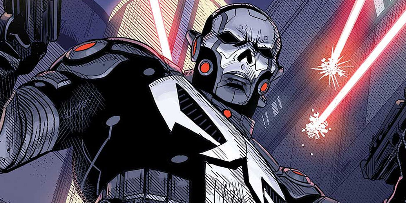 Marvel Comics Introduces a New Punisher 2099 | CBR