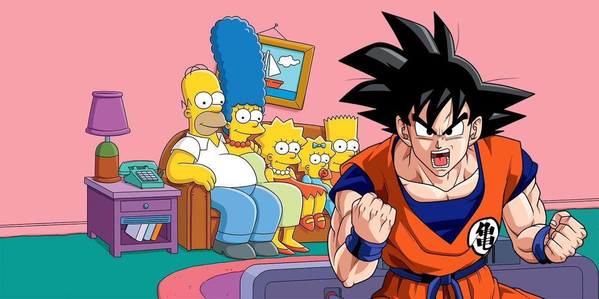30 Years On, Dragon Ball Is a Better Franchise Than The Simpsons