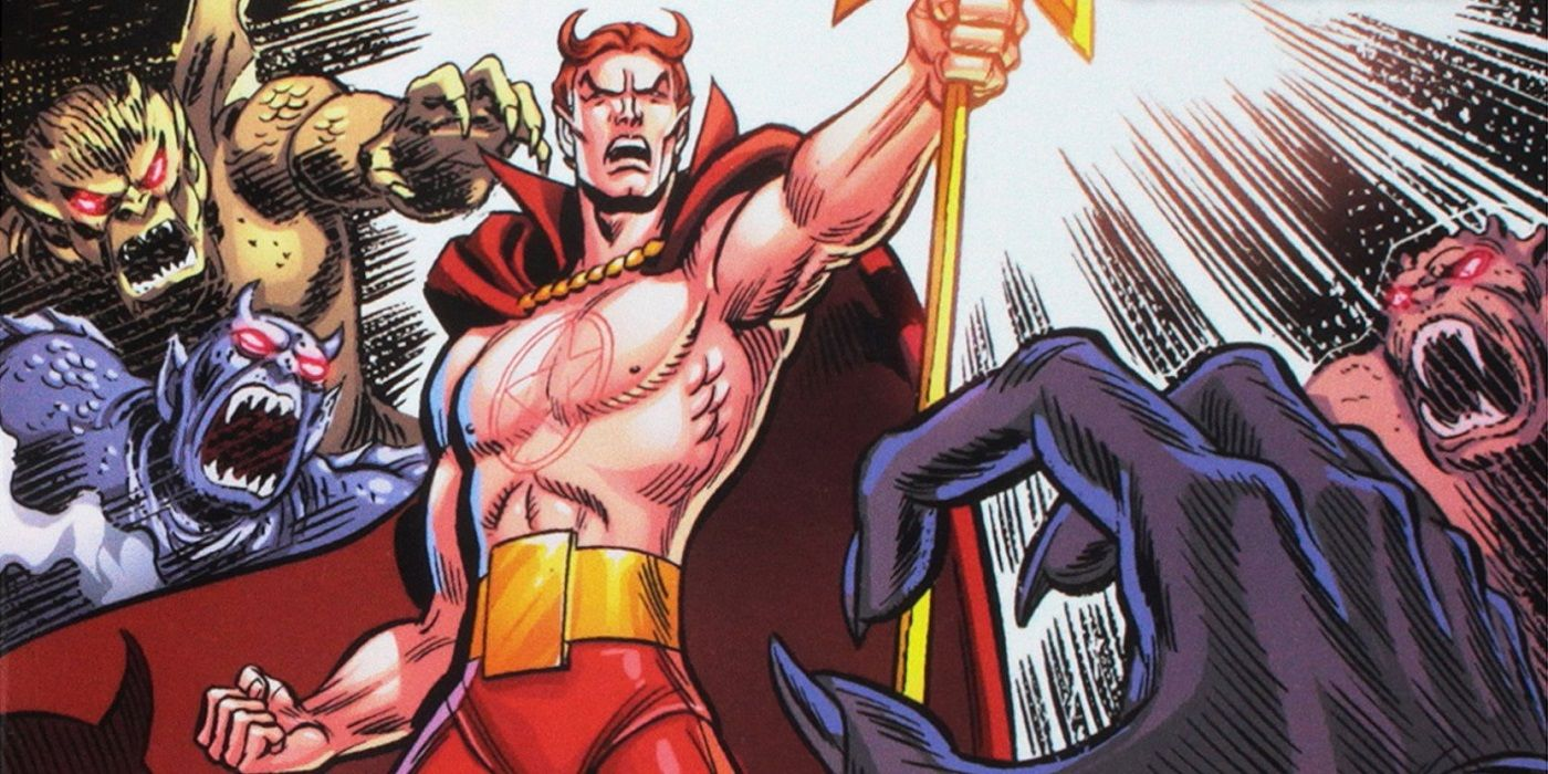 Sanitizing Satan: The Evolution of Helstrom's Name | CBR