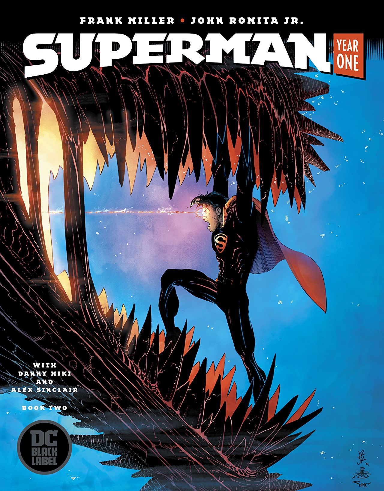 REVIEW: Superman: Year One #2 is a Wild Swing and a Miss for Miller and Romita