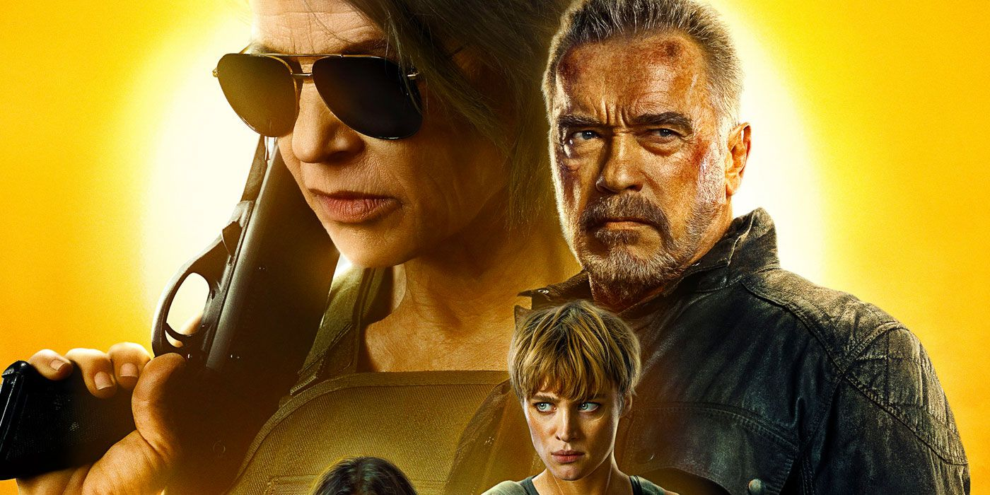 Terminator: Dark Fate Official Runtime Revealed | CBR