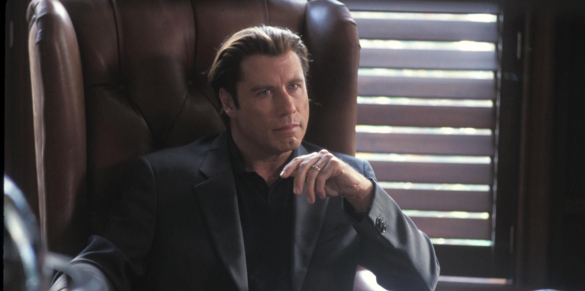 Punisher: John Travolta Explains Why His Villainous Role Was 'Fun to Play'