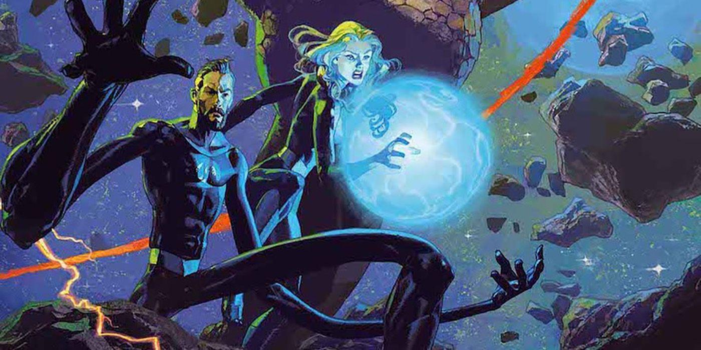 Fantastic Four, Beta Ray Bill Get Annihilation One-Shot Titles