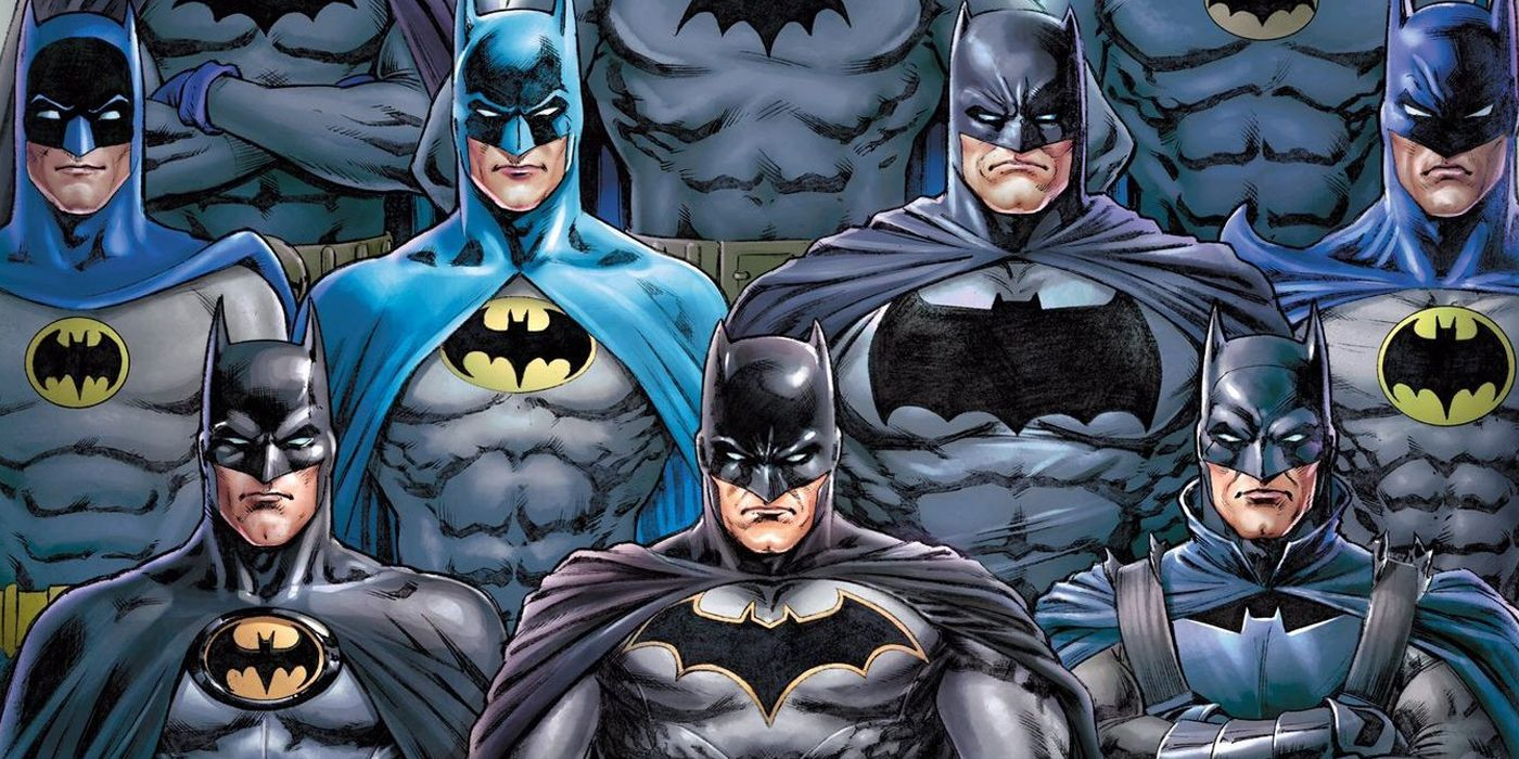 The Best Batman Costumes From Every Decade | CBR
