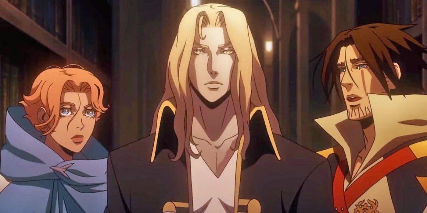 NYCC: Castlevania, Disney Manga Take Center Stage at Viz Media Panel