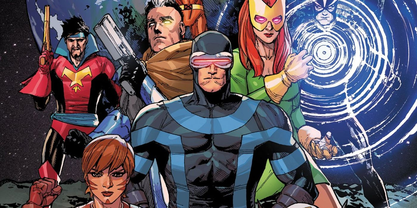 Dawn of X: What's in Marvel's Next Wave of X-Books   CBR