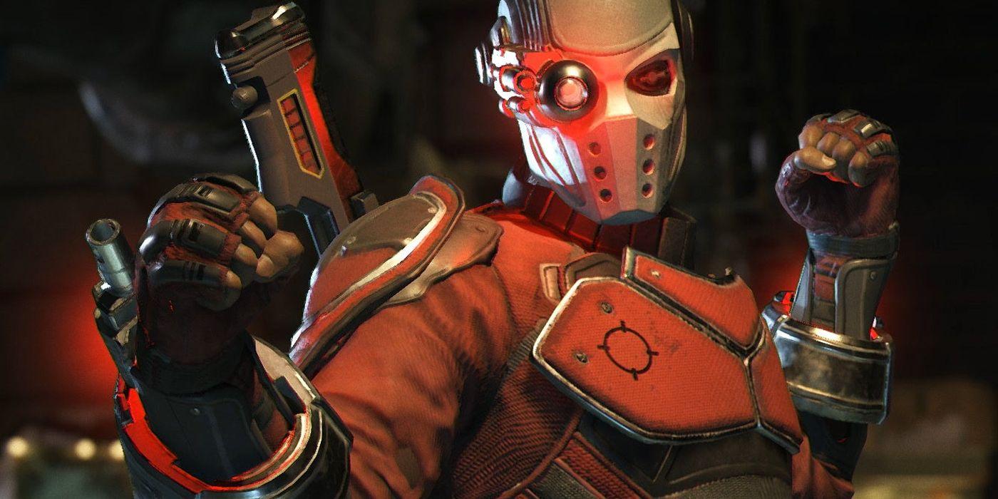 Deadshot: How Injustice 2 Refined the Suicide Squad Villain
