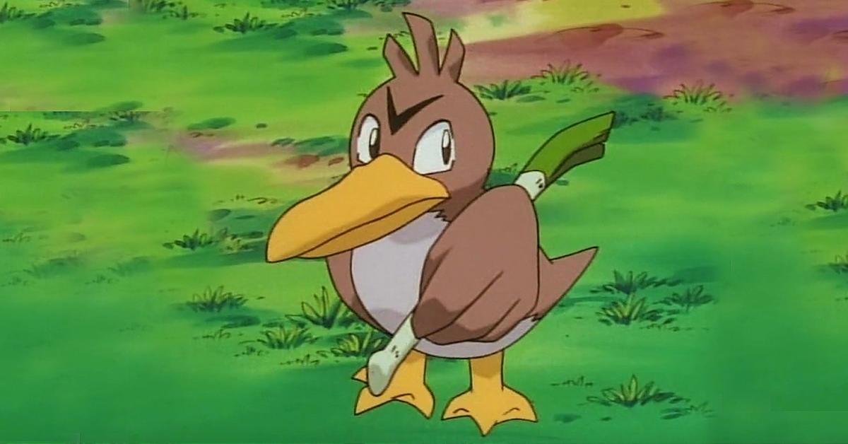 Pokemon Sword & Shield: Farfetch'd's Evolution Was Well Worth The Wait
