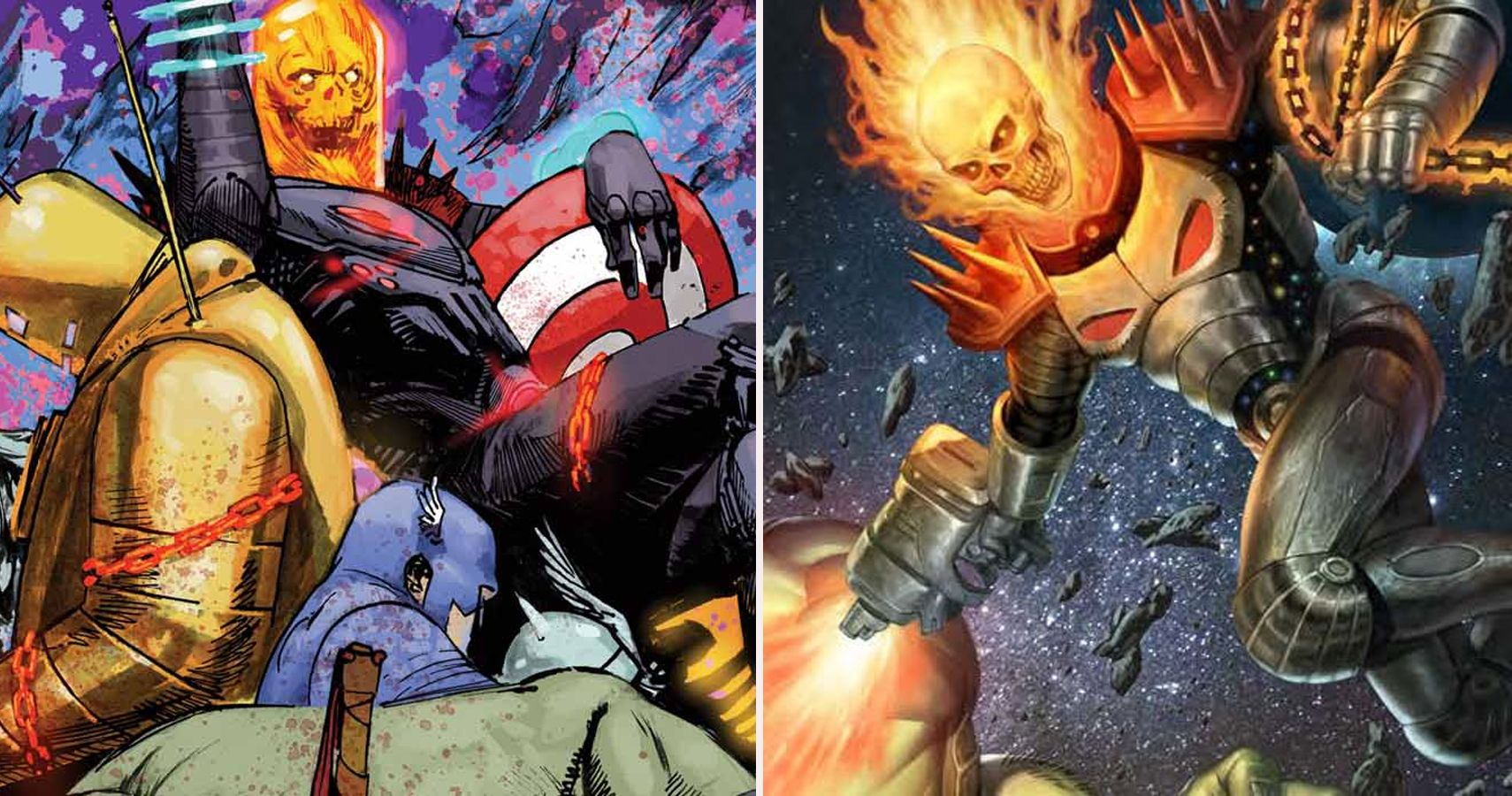 All of Cosmic Ghost Rider's Powers, Ranked   CBR