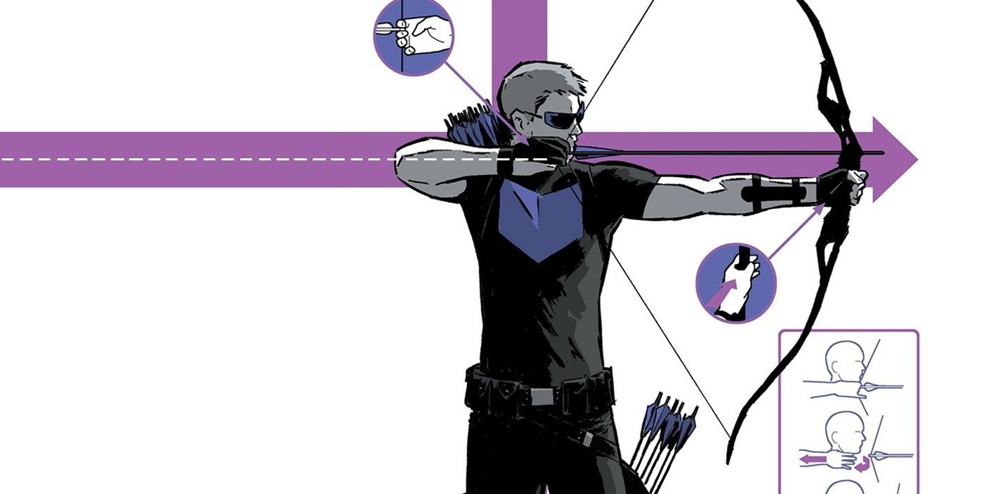 RUMOR: Hawkeye Gets a Comics-Accurate Costume on Disney+ | CBR
