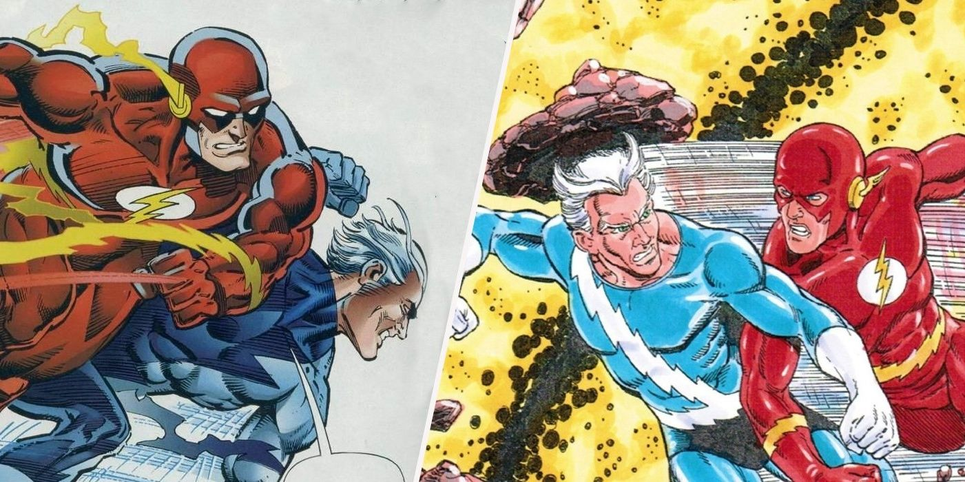 10 Marvel/DC Characters With The Exact Same Powers | CBR
