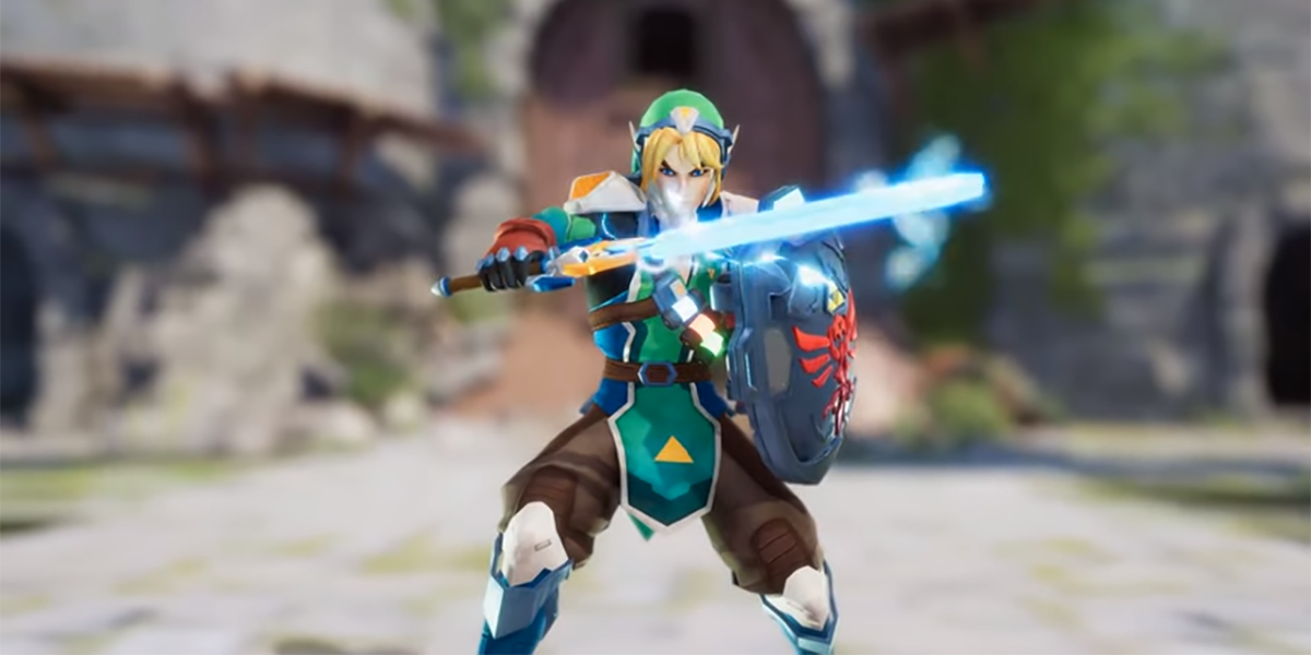 Legend of Zelda's Link Comes to Overwatch in Fan-Made Trailer