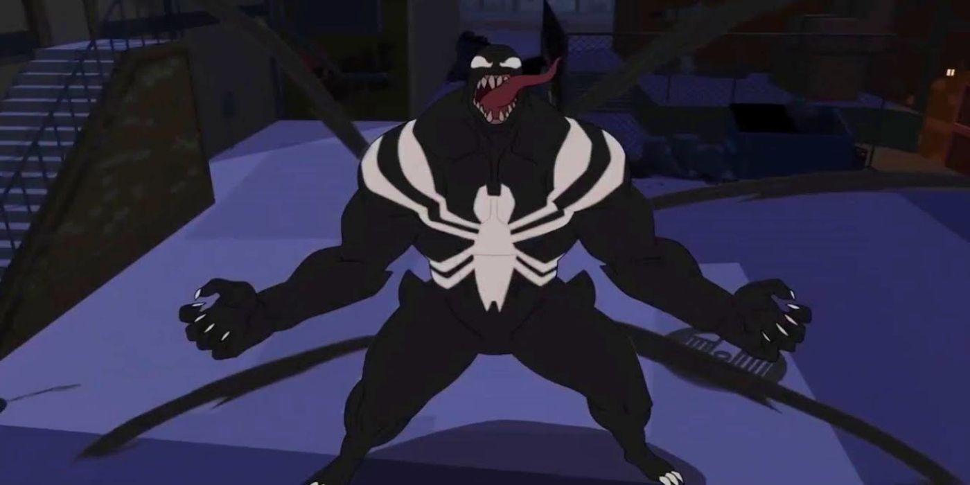 10 Best Spider-Man: The Animated Series Villains, Ranked   CBR